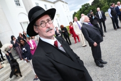Bloomsday garden party
